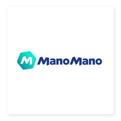 Logo bán lẻ Mano Mano