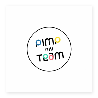 Logo bán lẻ Pimp My Team