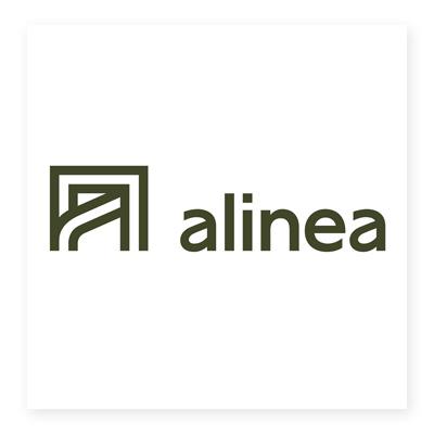 Logo cửa hàng bán lẻ alinea