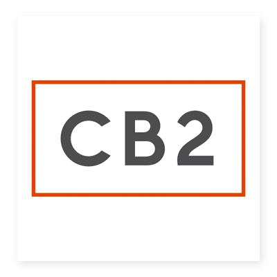 Logo cửa hàng bán lẻ CB2