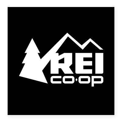 Logo cửa hàng bán lẻ Rei Coop