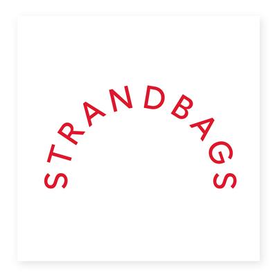 Logo cửa hàng bán lẻ Strandbags
