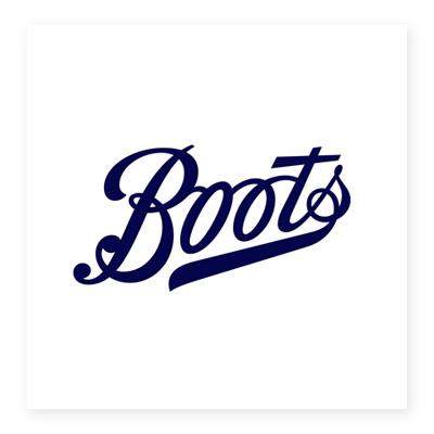 Logo cửa hàng Boots