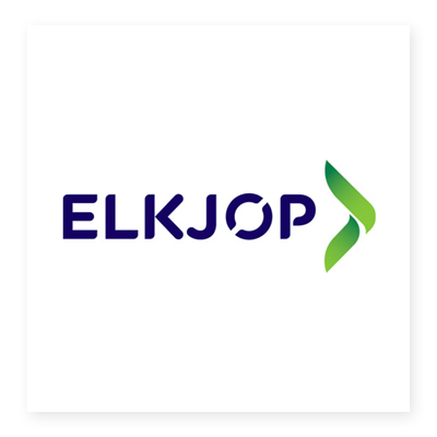 Logo cửa hàng ELKJOP