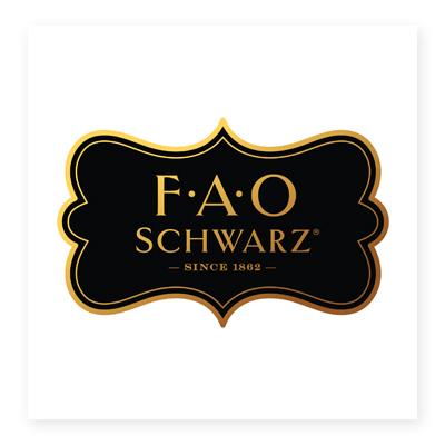 Logo cửa hàng FAO Schwarz