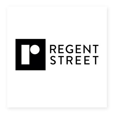 Logo cửa hàng Regent Street