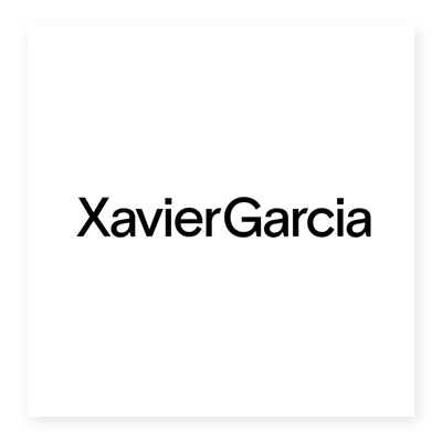 Logo cửa hàng thời trang XavierGarcia
