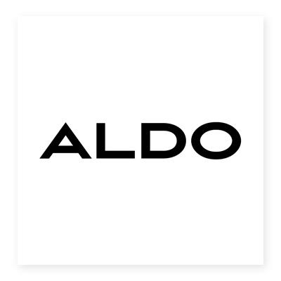 Logo thương hiệu bán lẻ ALDO