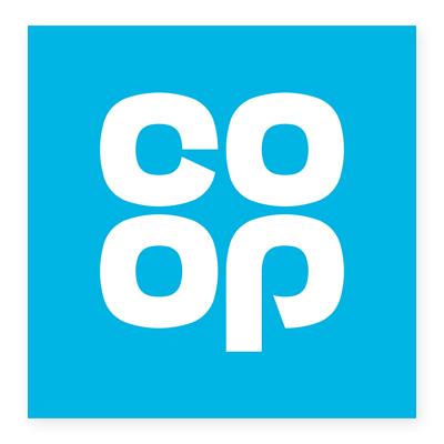 Logo thương hiệu bán lẻ Coop