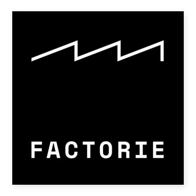 Logo thương hiệu Factorie
