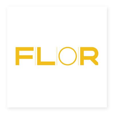 Logo thương hiệu FLOR