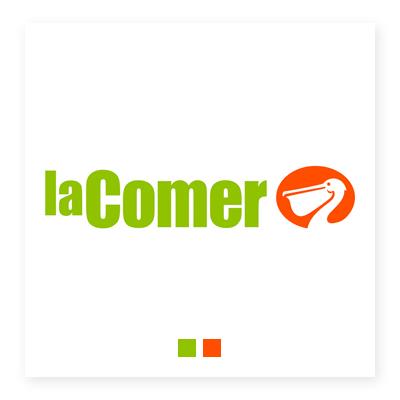 Logo thương hiệu laComer