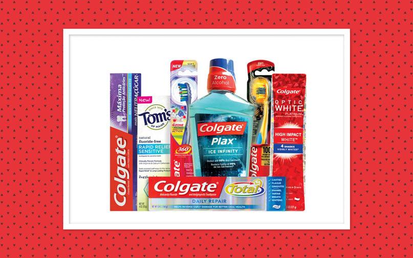 Colgate - Chiến lược mở rộng thương hiệu