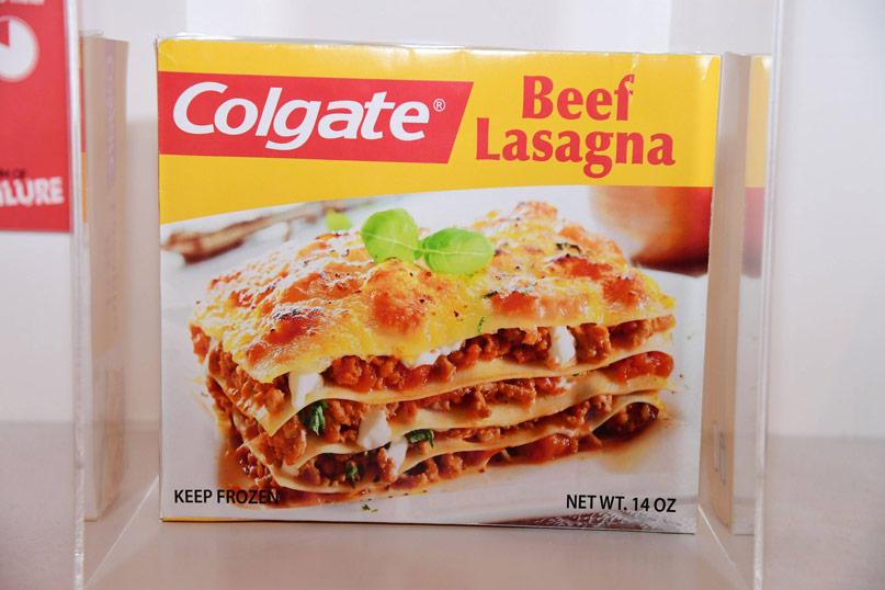 Đồ ăn Colgate