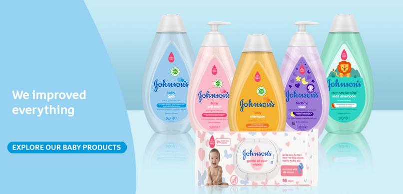 Johnson - Chiến lược mở rộng thương hiệu