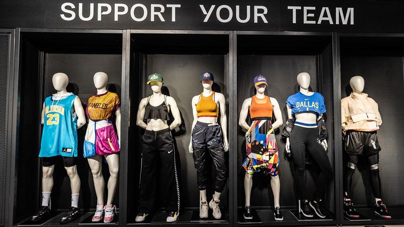 Nike Brand Extension người mẫu thuật ngữ thương hiệu