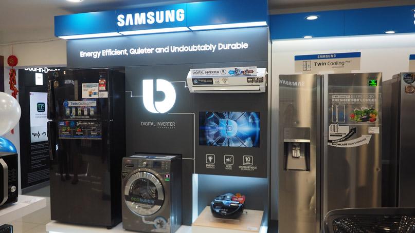 Samsung - Chiến lược mở rộng thương hiệu