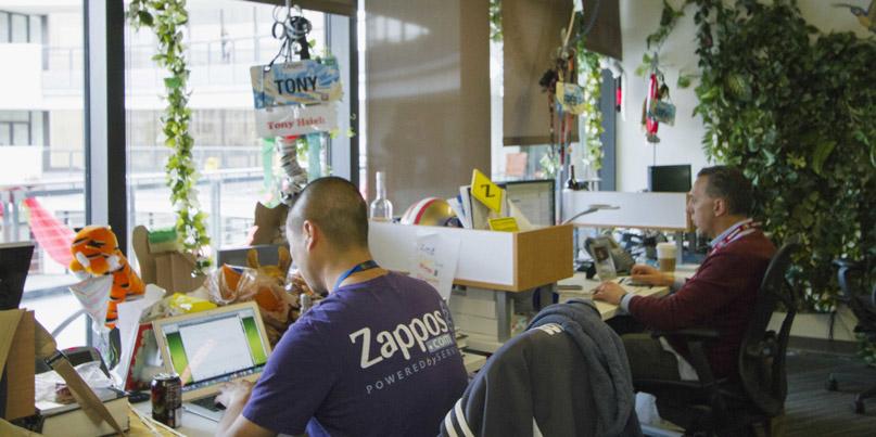 Zappos Brand Culture
