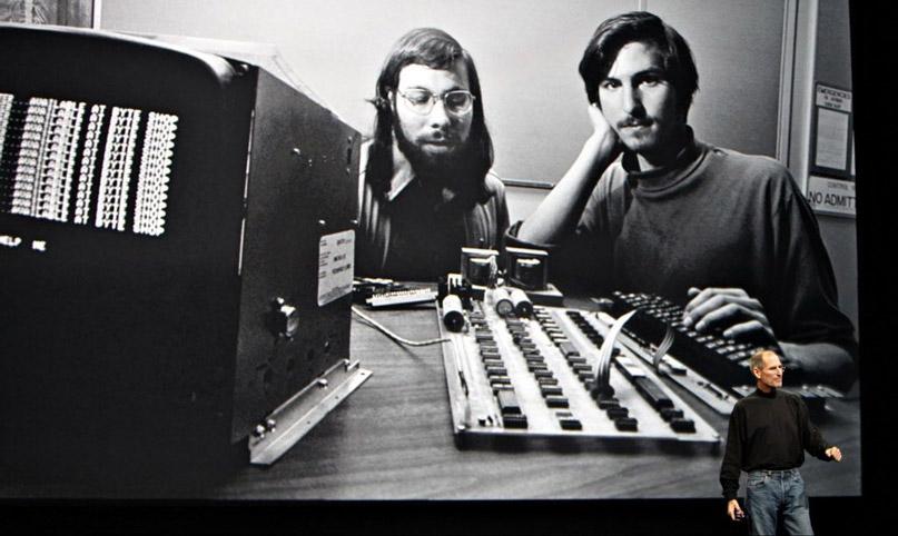 Câu chuyện Apple Steve Jobs