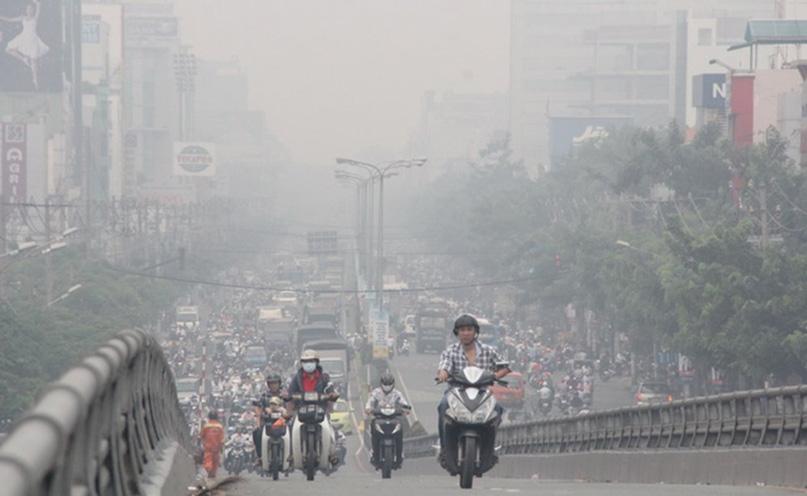 Ô nghiễm không khí - Sự quan tâm cuả cộng đồng