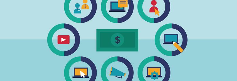 tính toán ngân sách Marketing