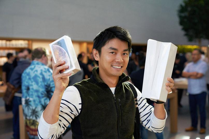 sự trung thành của khách hàng Apple