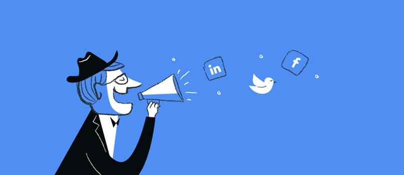 Mạng xã hội trong Digital Branding