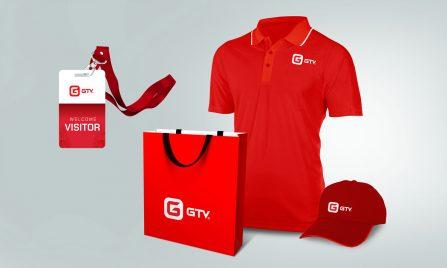 ứng dụng nhận diện thương hiệu GTV 2