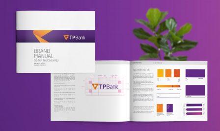 Sổ tay thương hiệu TPBank