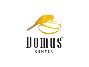 Logo Domus Center PNG