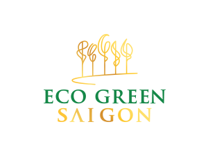 Logo Eco Green Saigon PNG
