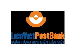 Logo Liên Việt Post Bank PNG