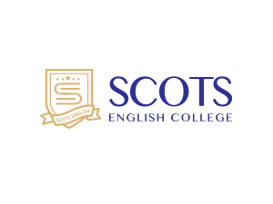 Logo Scots English College PNG