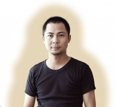 Art Director Nguyễn Kim Đính