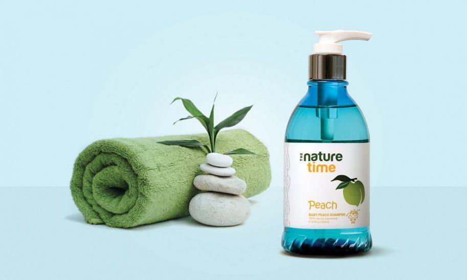 thiết kế bao bì sản phẩm The Nature Time 1