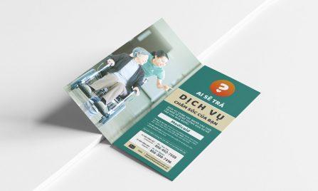 thiết kế Brochure công ty An Lạc 3