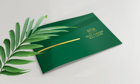 thiết kế Catalogue Eco Green Sài Gòn 3