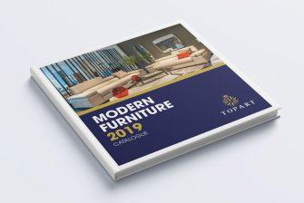 thiết kế Catalogue ngành nội thất