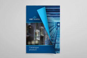 thiết kế Catalogue ngành xây dựng